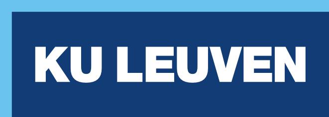 Kuleuven logo 2012